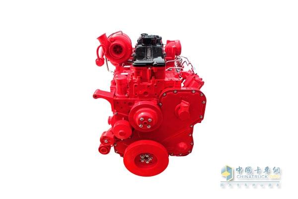 东风康明斯 ISL9.5 385马力 国四发动机