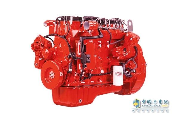 东风康明斯 ISDe4.5 185马力 国四缸发动机