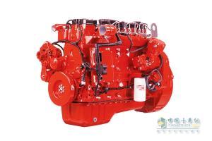 东风康明斯 ISDe4.5 185马力 国四发动机