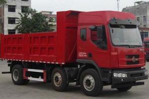 东风柳汽 霸龙M51S 玉柴350马力 6x4自卸车(4500+1450)