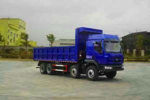 东风柳汽 霸龙M51S 玉柴300马力 8x4自卸车