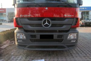 奔驰Actros重卡 408马力 6X2 国四牵引车(型号2641) FleetStar