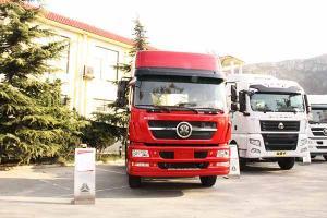 中国重汽 新斯太尔 D7B 340马力 6x4 牵引车