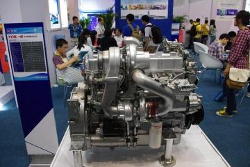 玉柴 YC6L350-42 8.242升 国四发动机
