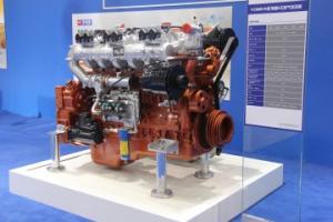 玉柴 YC6MK375N-50 10.3升 国四发动机