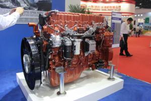 玉柴 YC6K1248-40 12.2升 国四发动机