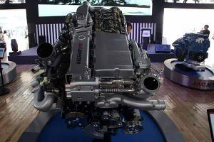 江淮纳威司达 迈斯福13L 475马力 国四 发动机