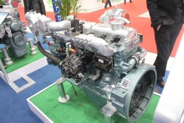玉柴 YC6J210N-52 7.8升 国5天然气发动机