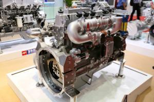 玉柴 YC6G260N-50 7.8升 国5天然气发动机