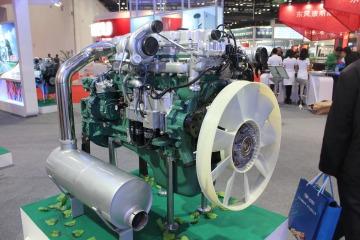 一汽锡柴恒威 CA4DF4-15E4 4.75L 150马力 国四发动机