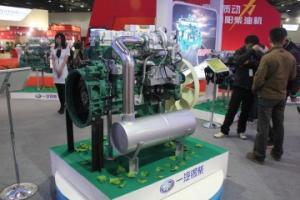 一汽锡柴恒威 CA4DF4-17E4 4.75L 133马力 国四发动机