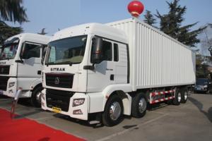 中国重汽 SITRAK 360马力 6×4 国四牵引车