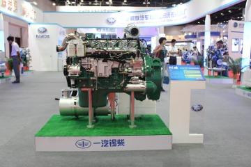 一汽锡柴 6.74L 244马力 国四发动机