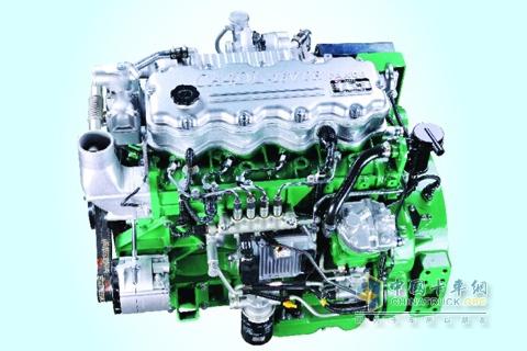 一汽锡柴 恒威4L 133马力 国四发动机