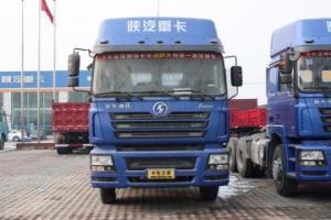 陕汽 德龙F3000 336马力 6×4 国五 LNG牵引车(轻量化)