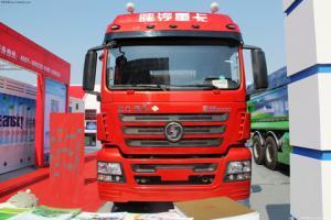陕汽 德龙新M3000 336马力 6×2 国四 牵引车(轻量化版)
