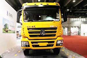 陕汽康明斯 M3000 385马力 6x4 国四 载货车