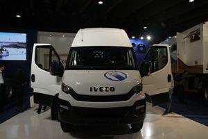 依维柯 新Daily 170马力 4×2 国四厢式载货车
