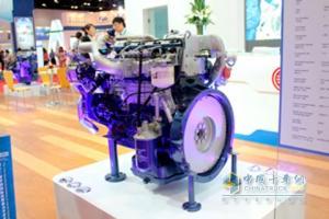 潍柴 轻机WP3 130马力 3升 国四 发动机
