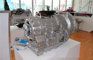 法士特 双特 6挡2100扭变速器fc6a180(自动变速箱)