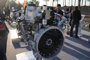 中国重汽 MC13.54-50 540马力 国五发动机