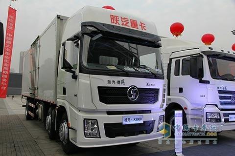 陕汽 德龙X3000 245马力