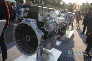 中国重汽 MC05.14-40 136马力 国四发动机
