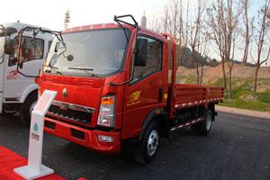 中国重汽 豪沃 145马力 4×2 国四 轻型载货车