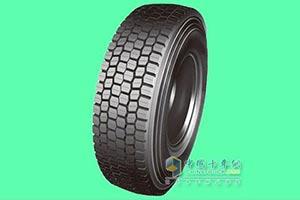 玲珑轮胎 全钢丝载重子午线轮胎D930