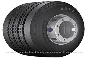 米其林XTE 2挂车轴专用轮胎