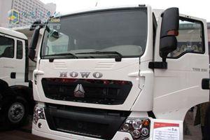 中国重汽 HOWO-T5G 310马力 自卸车