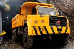 同力重工 TLK 190马力 坑道专用自卸车