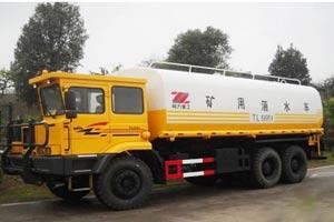 同力重工 TLS551 375马力 非公路用洒水车