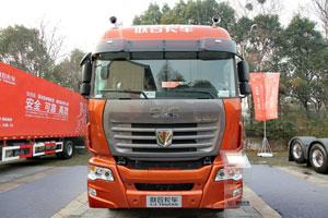 联合卡车 玉柴480马力 6X4K12旗舰版牵引车