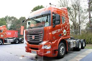 联合卡车 玉柴420马力 6X4K12牵引车