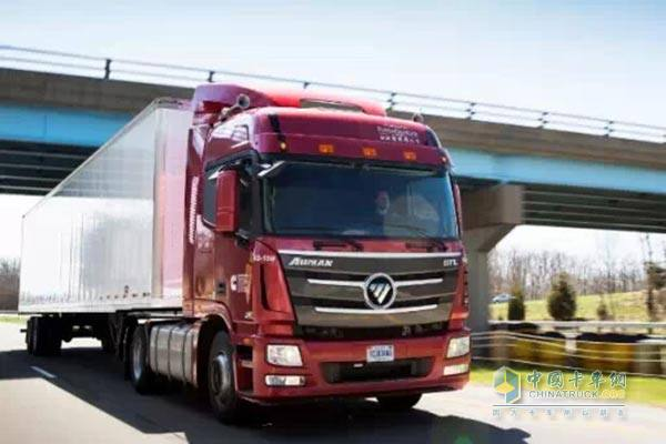 发动机十万公里保养 欧曼GTL超能版省钱又省心