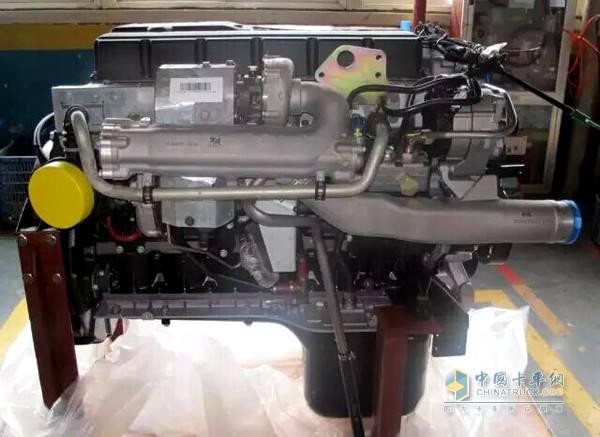 MC07.35-40双级增压发动机