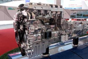 东风风神dCi420-40 国四 发动机