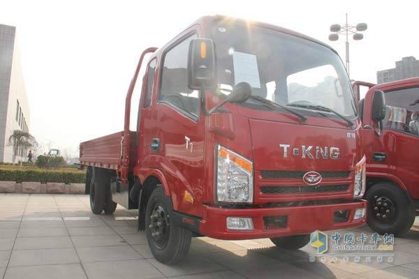 积极应对国四产品升级 唐骏汽车大力发展双燃料车高清图片