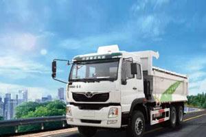 在线观看 中国重汽豪曼绿色智能渣土车