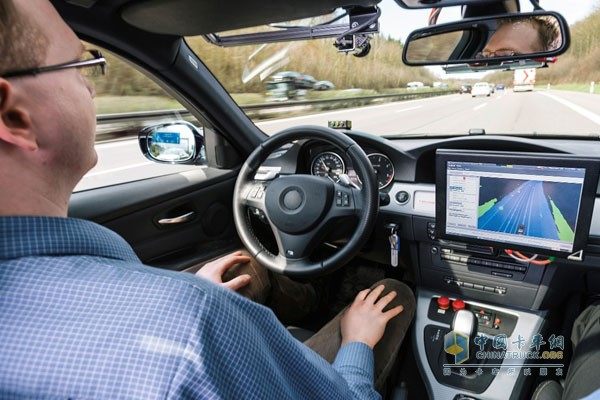 博世自动驾驶技术在德国进行路试