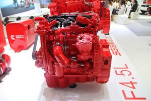 康明斯ISF 4.5L发动机 欧六发动机