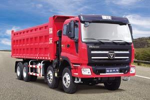福田瑞沃重型工程车 260马力自卸 2P22AP4Y260(QB)84(窄轮距)