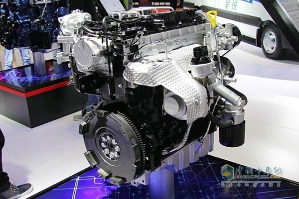 江淮 2.0L CTI 国五柴油发动机