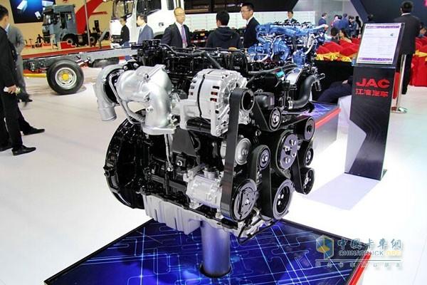 江淮 2.7L CTI 国五柴油发动机