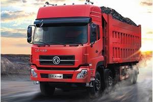 东风大力神420卡车上市 首付只需9.18万