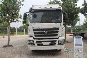 陕汽重卡 德龙新M3000 245马力 6x2 国四 快递厢式载货车