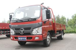 福田骁运 110马力 4X2 自卸车