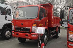 中国重汽 黄河轻卡 115马力 4X2 自卸车