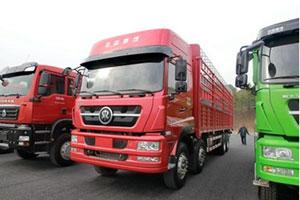 中国重汽 斯达 斯太尔 350马力 8X4 载货车底盘